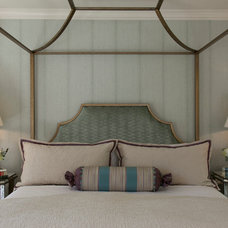 Traditional Bedroom by House of Ruby Interior Design