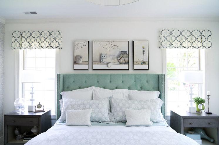 Транзисьон Спальня by Thomas & Jayne Interior Design