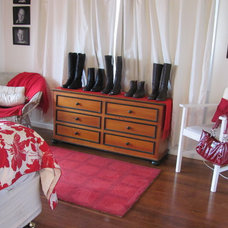 Eclectic Bedroom dedeme68