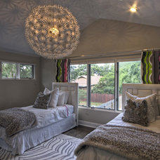 Modern Bedroom by Cornerstone Architects