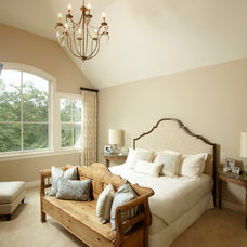 Contemporary Bedroom by Alexander Design Group, Inc.