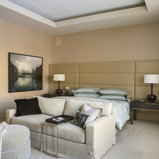 Contemporary Bedroom by Handman Associates