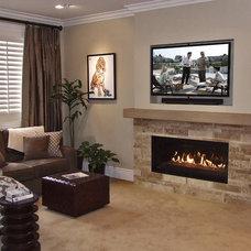 Traditional Bedroom by Fireside Design Center