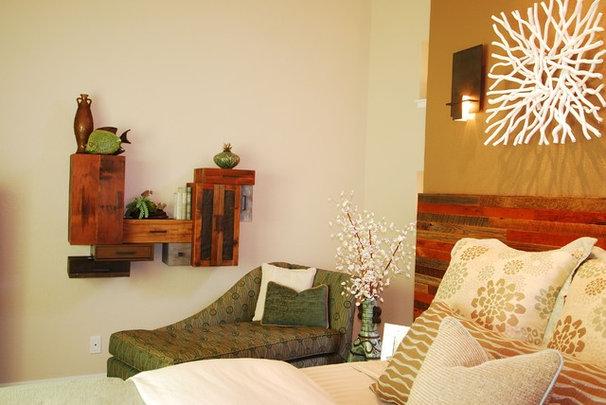 Contemporary Bedroom by Grace Blu Designs, Inc.