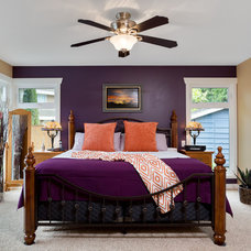 Bedroom by Alair Homes Vancouver