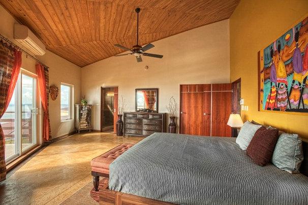 Contemporary Bedroom by Deltec Homes