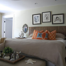 Eclectic Bedroom by Dana Nichols
