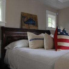 Eclectic Bedroom by Dana Nichols