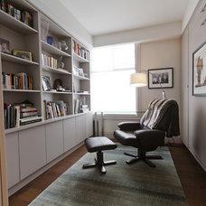 Contemporary Bedroom by BiglarKinyan Design Planning Inc.