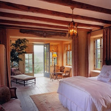 Traditional Bedroom by Denman and Associates