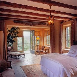Bedroom - traditional bedroom idea in Albuquerque