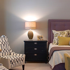 Traditional Bedroom by White T Design