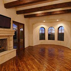 Mediterranean Bedroom by BedBrock Developers, LLC