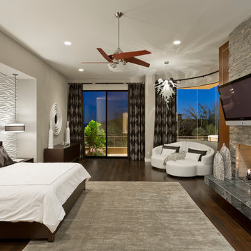 Desert Mountain- Sunset Canyon- Contemporary