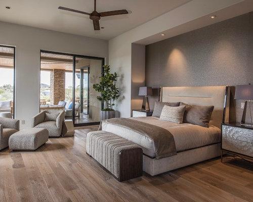 Camera da letto contemporanea Phoenix - Foto e Idee per Arredare