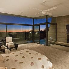 Contemporary Bedroom by Kendle Design Collaborative