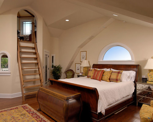 master bedroom in attic home design ideas pictures 10133 | af7161030231d87b 2781 w500 h400 b0 p0 traditional bedroom