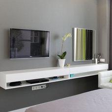 Bedroom by SVOYA studio