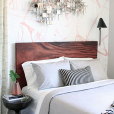 Midcentury Bedroom by Michelle Salz-Smith, ASID, CID @ Studio Surface