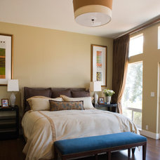 Contemporary Bedroom by The Art of Room Design