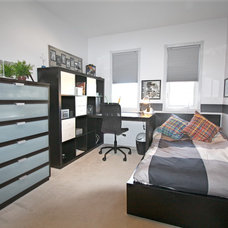 Modern Bedroom by Lotus Home Interiors www.lotushomeinteriors.com