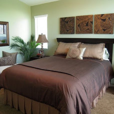 Traditional Bedroom by Design Renditions