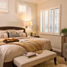 Transitional Bedroom by La-Z-Boy Home Furnishings & Décor of Arizona
