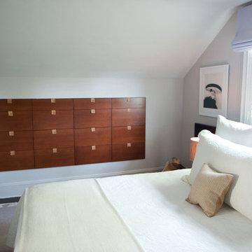 Designer's Cottage: Interiors