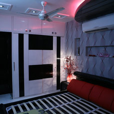 Asian Bedroom designingspaces