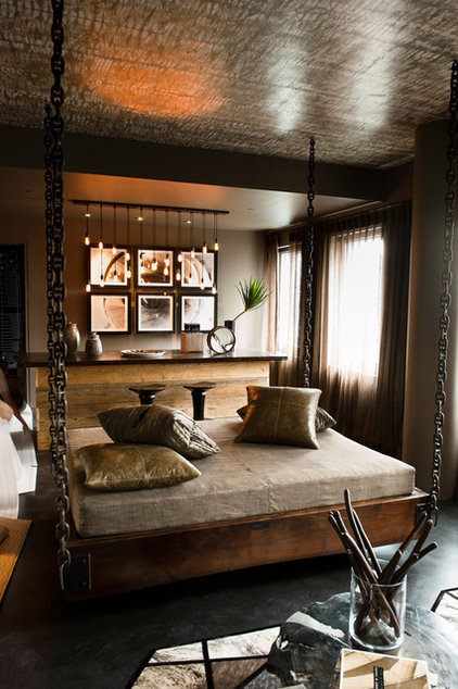 Industrial Bedroom by IPD Partners, Inc.