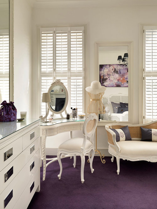 victorian bedroom design ideas remodels photos houzz. Black Bedroom Furniture Sets. Home Design Ideas