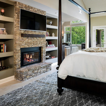 Direct Build - Roswell Owner's Suite Open Layout 2015