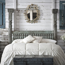 Eclectic Bedroom by Discoveries Furniture & Finds