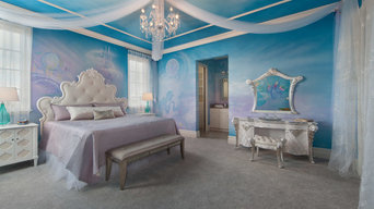 Disney Cinderella Theme Room