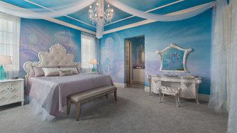 Disney Cinderella Theme Room