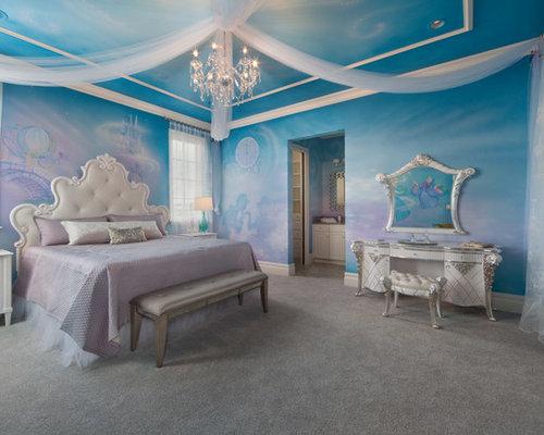 Charmant Disney Cinderella Themed Rooms