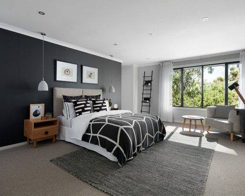 2,321 Contemporary Melbourne Bedroom Design Ideas & Remodel Pictures | Houzz