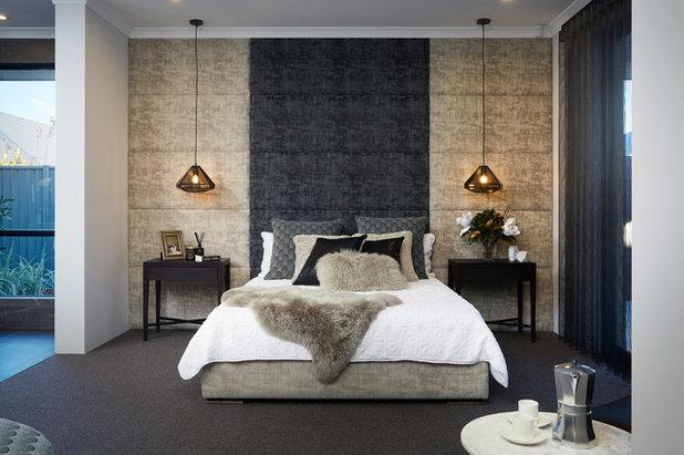 Contemporáneo Dormitorio by Ventura Homes