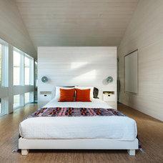 Contemporary Bedroom by Aaron Gordon Construction, Inc.