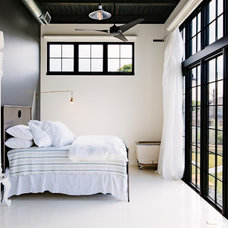 Industrial Bedroom by Emerick Architects