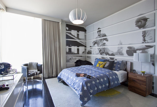 Contemporary Bedroom By DKOR Interiors Inc Interior Designers Miami FL