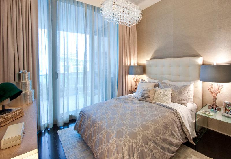 Contemporary Bedroom by DKOR Interiors Inc- Interior Designers Miami FL