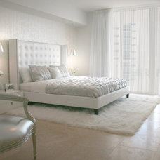 Bedroom by DKOR Interiors Inc.- Interior Designers Miami, FL