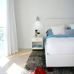 Venice Micro Apartment Contemporary Bedroom Los