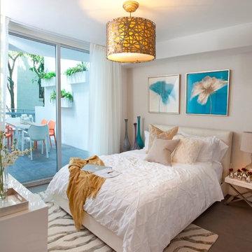 DKOR Interiors - Interior Designers Miami - Modern - South Beach Chic