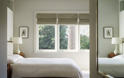 Decorating roman shades for windows : Roman Shades: The Just-Right Window Coverings for Summer