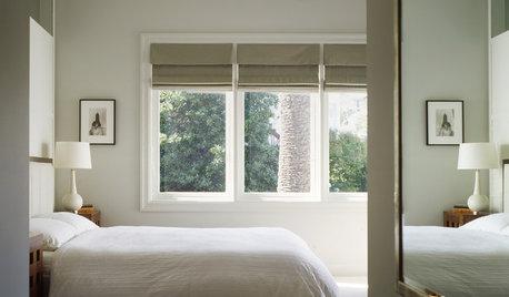 Your Windows: Roman Shades 101
