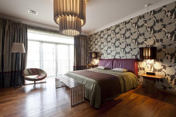Современный Спальня by Светлана Галфаян