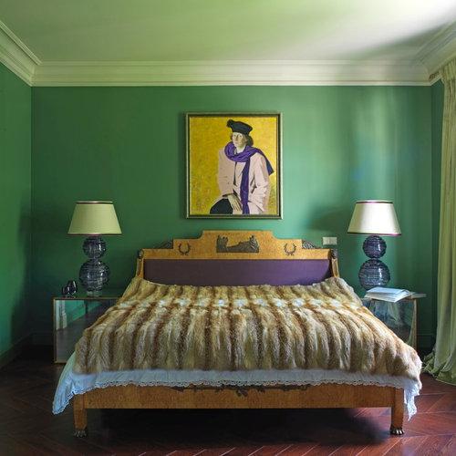 Eklektische Schlafzimmer Ideen, Design & Bilder