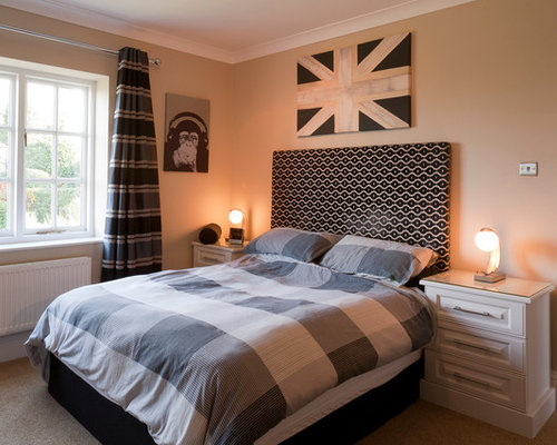 Teen bedroom paint ideas pictures remodel and decor - Teen room paint ideas ...